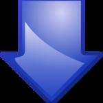 jean_victor_balin_arrow_blue_down